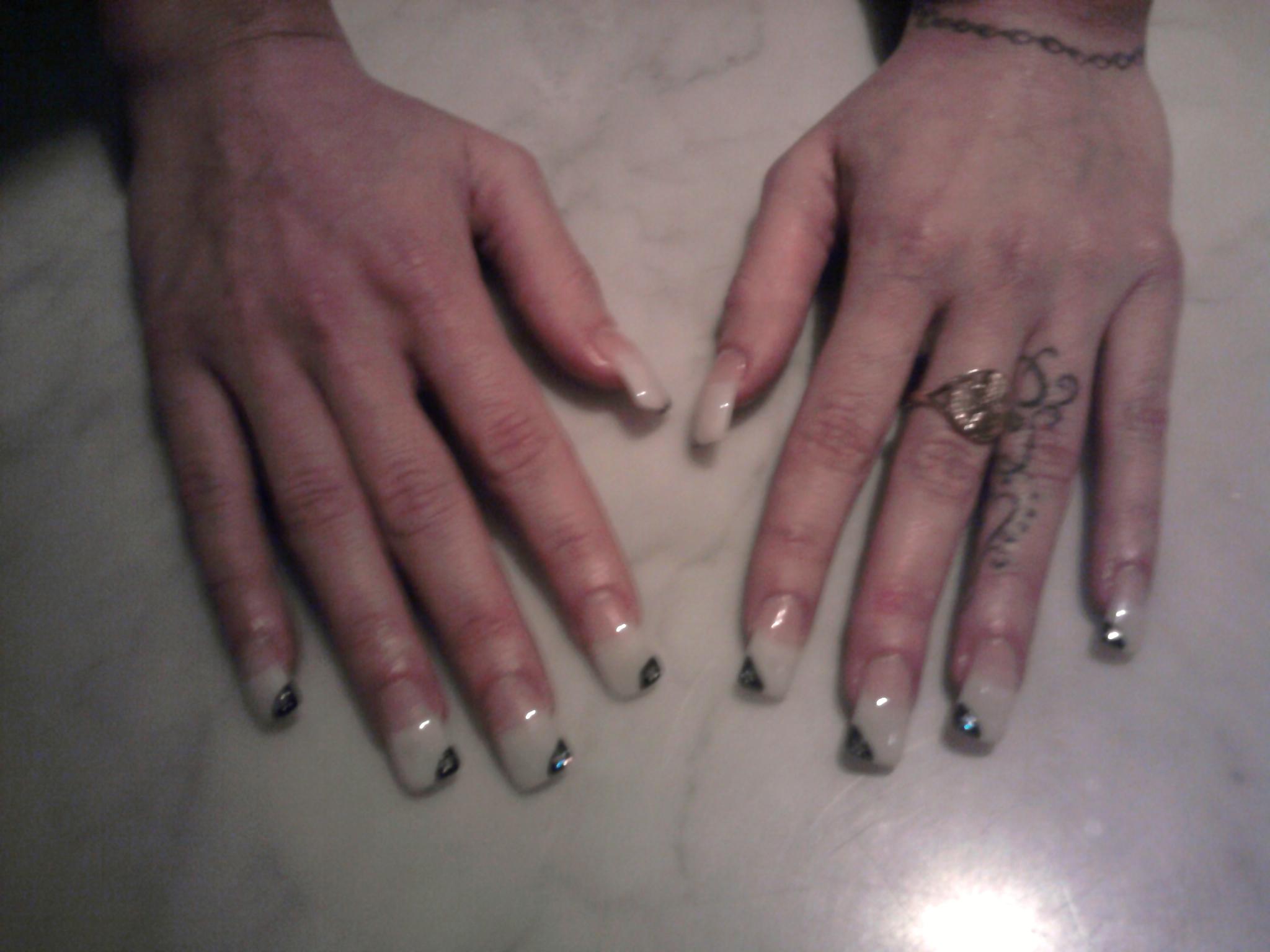 Modele deco ongle gel for Modele ongle gel decoration